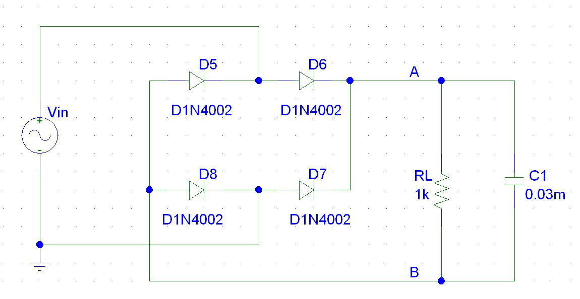 pspice simulations  4psk type b block diagram